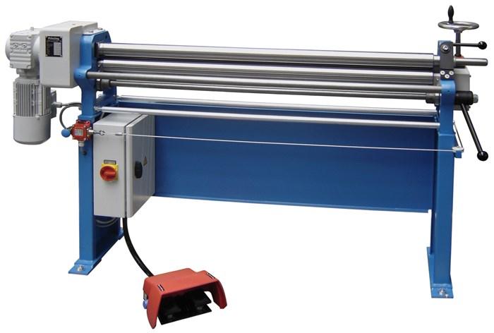 3 roll bending machine